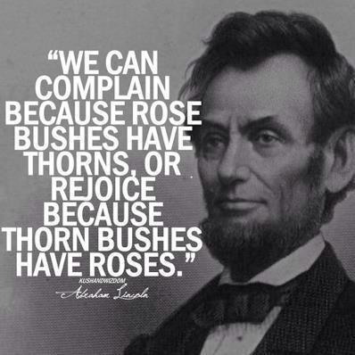 Go Lincoln!