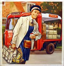 The Milkman!